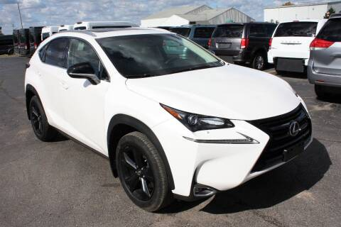 2017 Lexus NX 200t for sale at New Mobility Solutions in Jackson MI