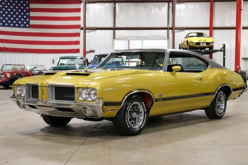 1971 Oldsmobile 442 for sale in Grand Rapids, MI