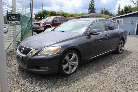 2008 Lexus GS 350 for sale at Summit Auto Sales in Puyallup WA