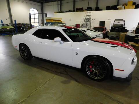2017 Dodge Challenger for sale at Shedlock Motor Cars LLC in Warren NJ