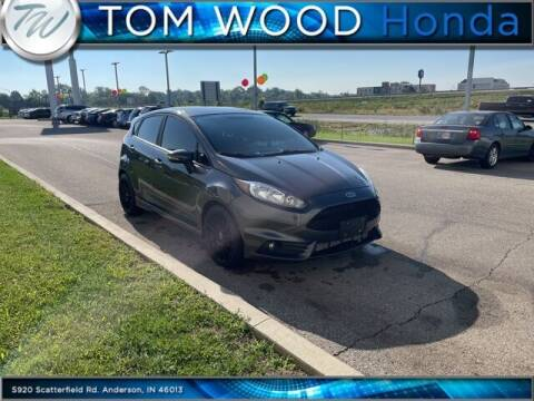 2017 Ford Fiesta for sale at Tom Wood Honda in Anderson IN