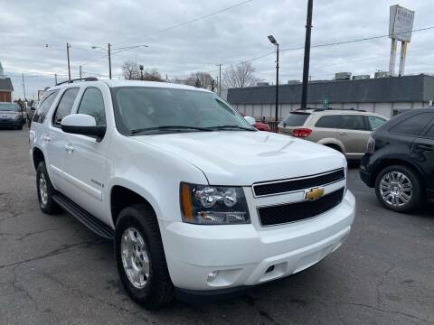 2008 Chevrolet Tahoe for sale at Billy Auto Sales in Redford MI