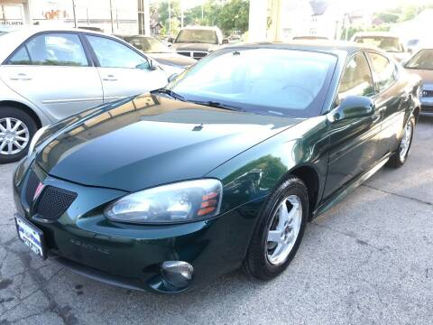 2004 Pontiac Grand Prix for sale at Car Planet Inc. in Milwaukee WI
