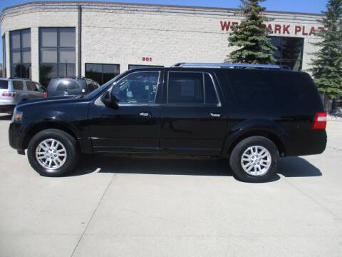 2012 Ford Expedition EL for sale at Elite Motors in Fargo ND