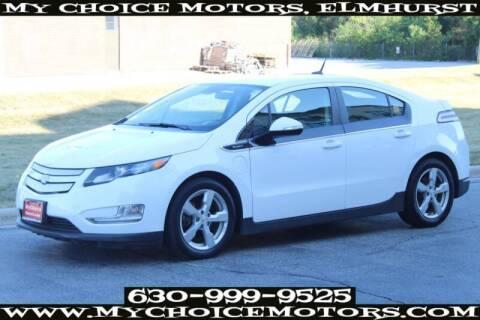 2014 Chevrolet Volt for sale at Your Choice Autos - My Choice Motors in Elmhurst IL
