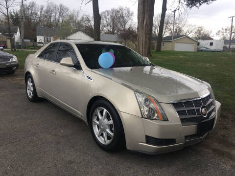 2009 Cadillac CTS for sale at Antique Motors in Plymouth IN