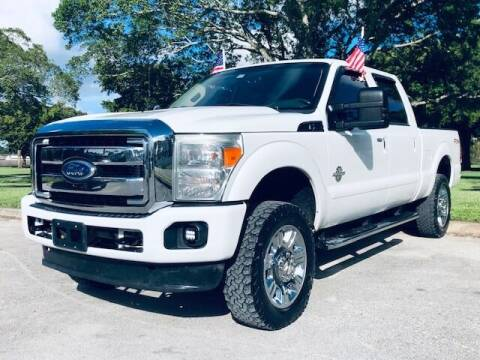 2011 Ford F-250 Super Duty for sale at Venmotors LLC in Hollywood FL
