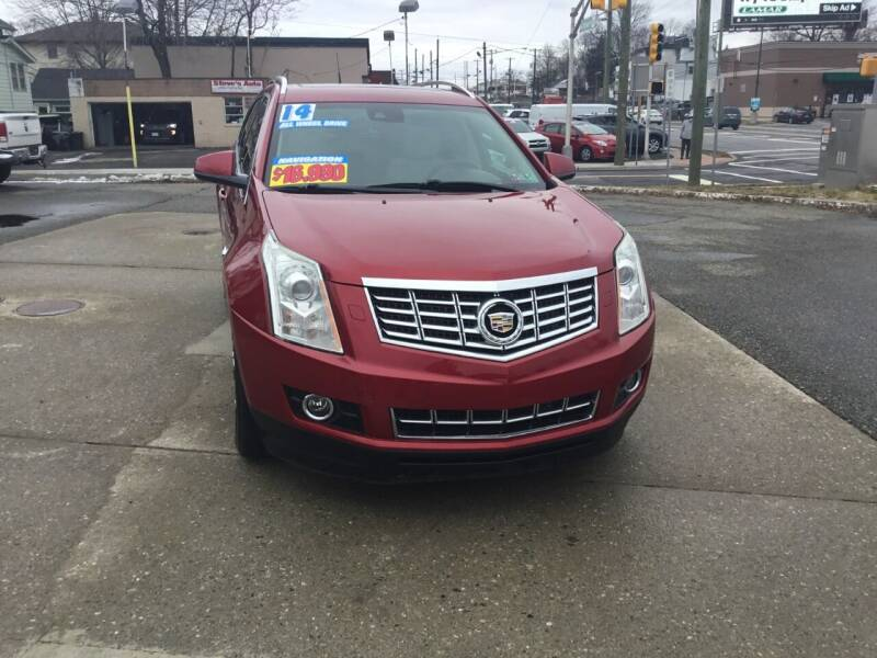 2014 Cadillac SRX for sale at Steves Auto Sales in Little Ferry NJ