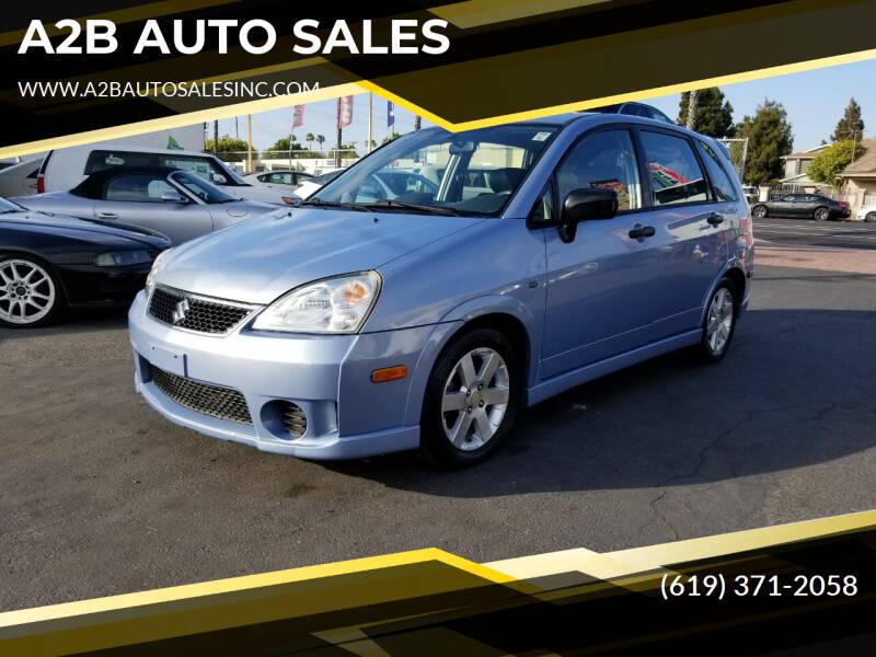 2006 Suzuki Aerio for sale in Chula Vista, CA