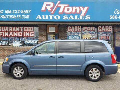 2011 Chrysler Town and Country for sale at R Tony Auto Sales in Clinton Township MI