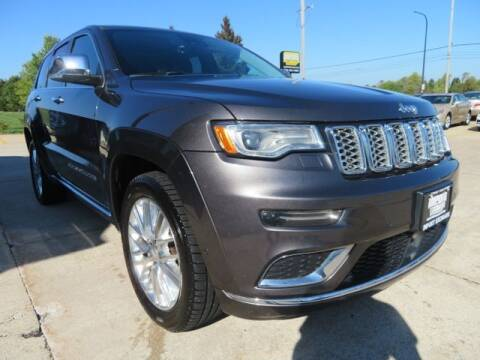 2017 Jeep Grand Cherokee for sale at Import Exchange in Mokena IL