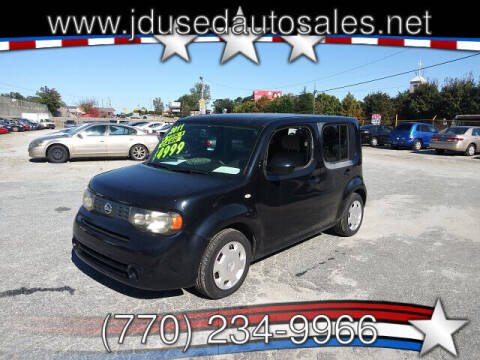 2011 Nissan cube for sale at J D USED AUTO SALES INC in Doraville GA