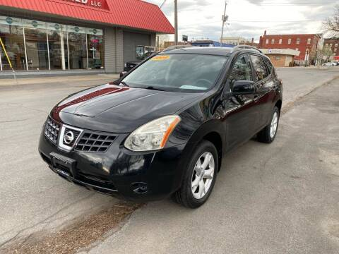 2009 Nissan Rogue for sale at Midtown Autoworld LLC in Herkimer NY