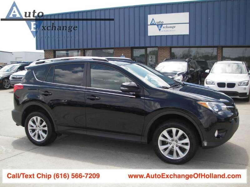 2013 Toyota RAV4 for sale at Auto Exchange Of Holland in Holland MI