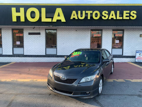 2009 Toyota Camry for sale at HOLA AUTO SALES CHAMBLEE- BUY HERE PAY HERE - in Atlanta GA