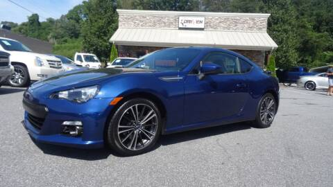 2013 Subaru BRZ for sale at Driven Pre-Owned in Lenoir NC