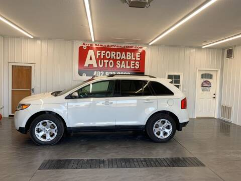 2013 Ford Edge for sale at Affordable Auto Sales in Humphrey NE
