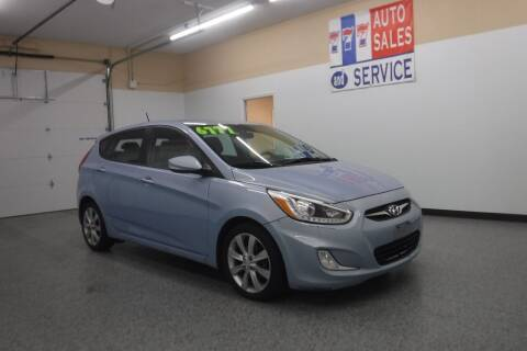 2014 Hyundai Accent for sale at 777 Auto Sales and Service in Tacoma WA