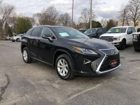 2017 Lexus RX 350 for sale at WILLIAMS AUTO SALES in Green Bay WI