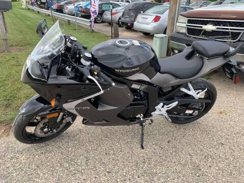 2016 Hyosung GTR for sale at 51 Auto Sales Ltd in Portage WI