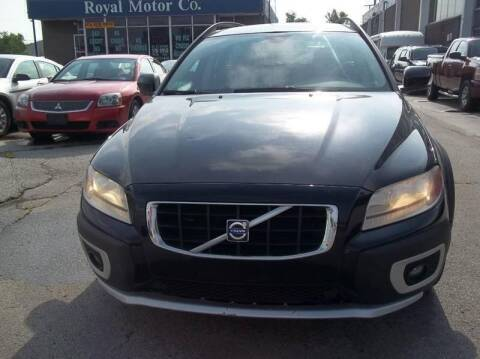 2008 Volvo XC70 for sale at Royal Motors - 33 S. Byrne Rd Lot in Toledo OH