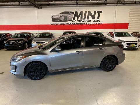 2012 Mazda MAZDA3 for sale at MINT MOTORWORKS in Addison IL