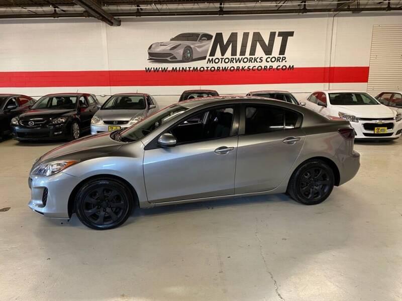 2012 Mazda MAZDA3 for sale at MINT MOTORWORKS in Addison IL