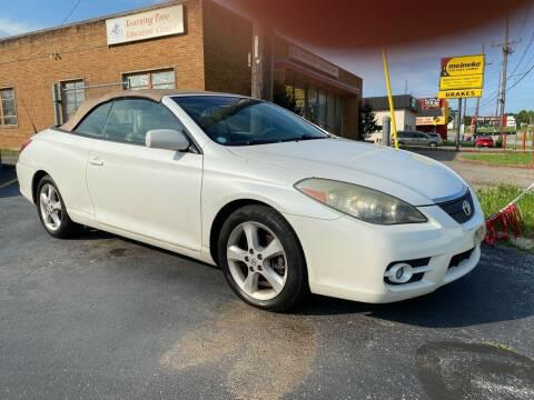 2007 Toyota Camry Solara for sale at Abrams Automotive Inc in Cincinnati OH
