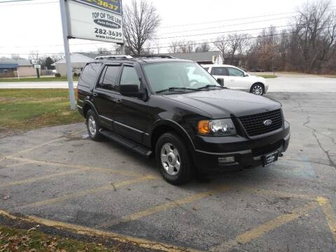 2006 Ford Expedition for sale at Lakeshore Auto Wholesalers in Amherst OH