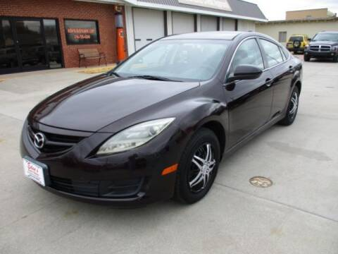 2010 Mazda MAZDA6 for sale at Eden's Auto Sales in Valley Center KS