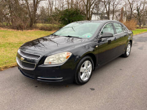 2008 Chevrolet Malibu for sale at ARS Affordable Auto in Norristown PA