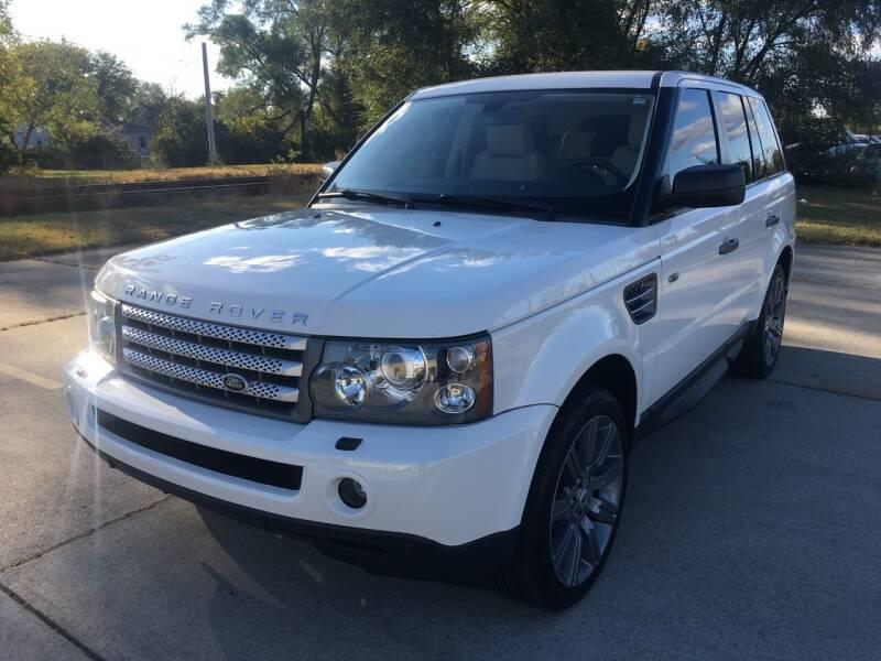 2008 Land Rover Range Rover Sport for sale at Mr. Auto in Hamilton OH