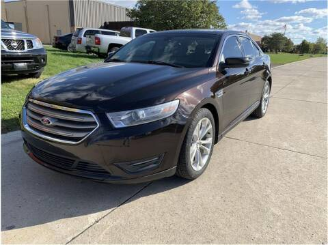 2013 Ford Taurus for sale at Metro Car Co. in Troy MI