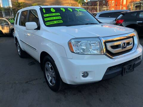 2009 Honda Pilot for sale at James Motor Cars in Hartford CT