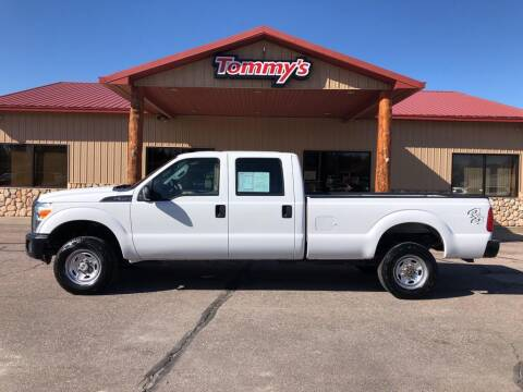 2011 Ford F-350 Super Duty for sale at Tommy's Car Lot in Chadron NE