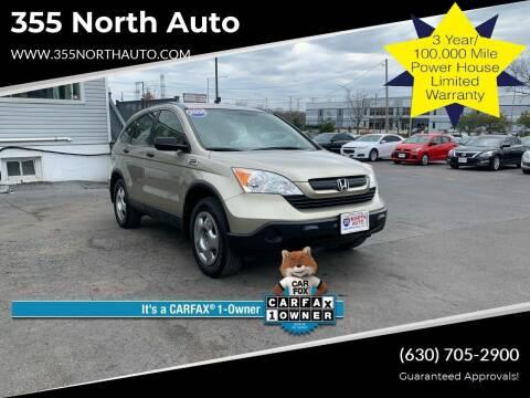 2008 Honda CR-V for sale at 355 North Auto in Lombard IL