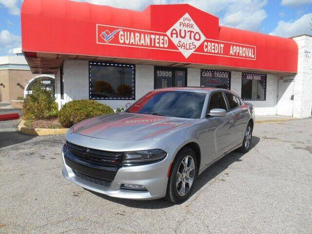 2015 Dodge Charger for sale at Oak Park Auto Sales in Oak Park MI