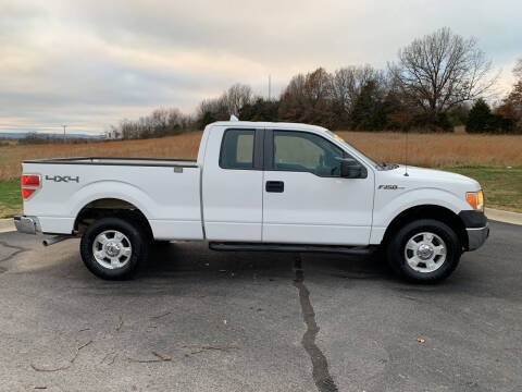 2013 Ford F-150 for sale at V Automotive in Harrison AR