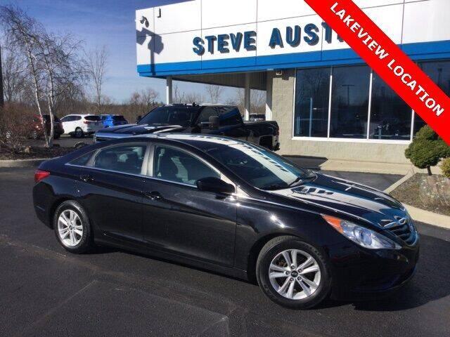 2011 Hyundai Sonata for sale at Austins At The Lake in Lakeview OH