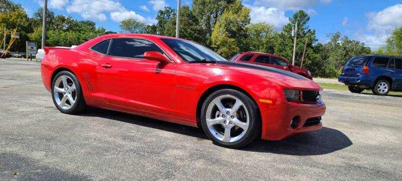 2013 Chevrolet Camaro for sale at Aaron's Auto Sales in Poplar Bluff MO