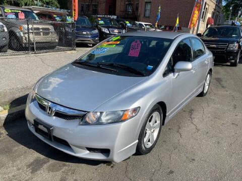 2010 Honda Civic for sale at ARXONDAS MOTORS in Yonkers NY