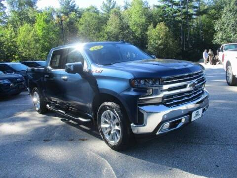 2020 Chevrolet Silverado 1500 for sale at MC FARLAND FORD in Exeter NH