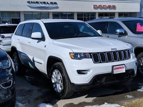 2021 Jeep Grand Cherokee for sale at Gandrud Dodge in Green Bay WI