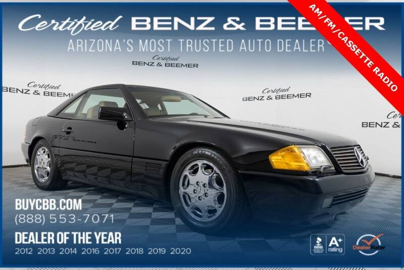 1991 Mercedes-Benz 500-Class for sale in Scottsdale, AZ