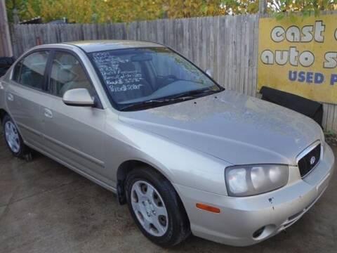 2001 Hyundai Elantra for sale at East Coast Auto Source Inc. in Bedford VA