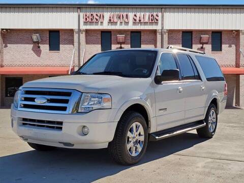 2008 Ford Expedition EL for sale at Best Auto Sales LLC in Auburn AL