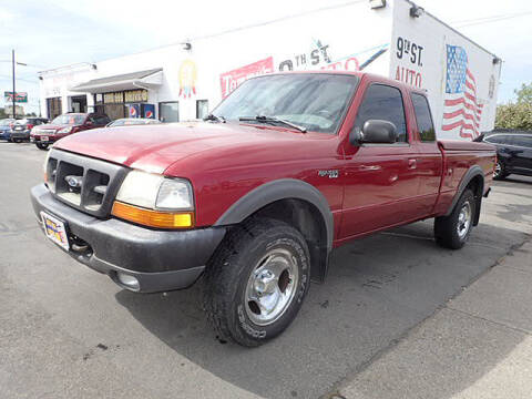1998 Ford Ranger for sale at Tommy's 9th Street Auto Sales in Walla Walla WA