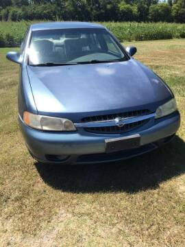 2000 Nissan Altima for sale at Murphy MotorSports of the Carolinas in Parkton NC