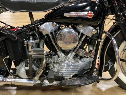 1947 Harley-Davidson FL Knucklehead