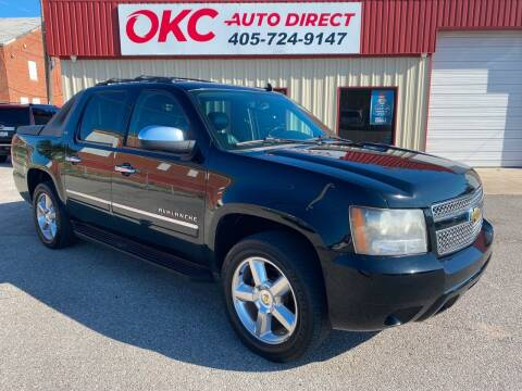 2011 Chevrolet Avalanche for sale at OKC Auto Direct in Oklahoma City OK